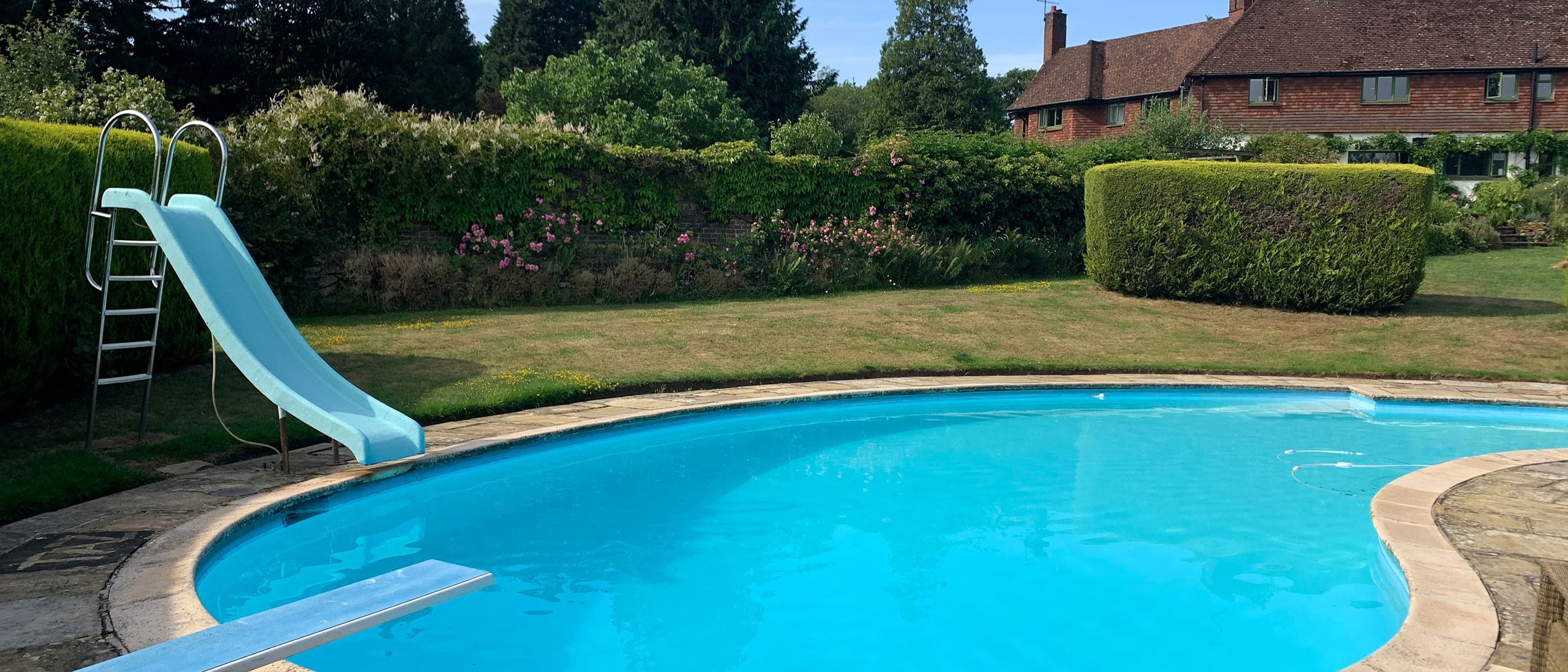luxury b and b shere surrey